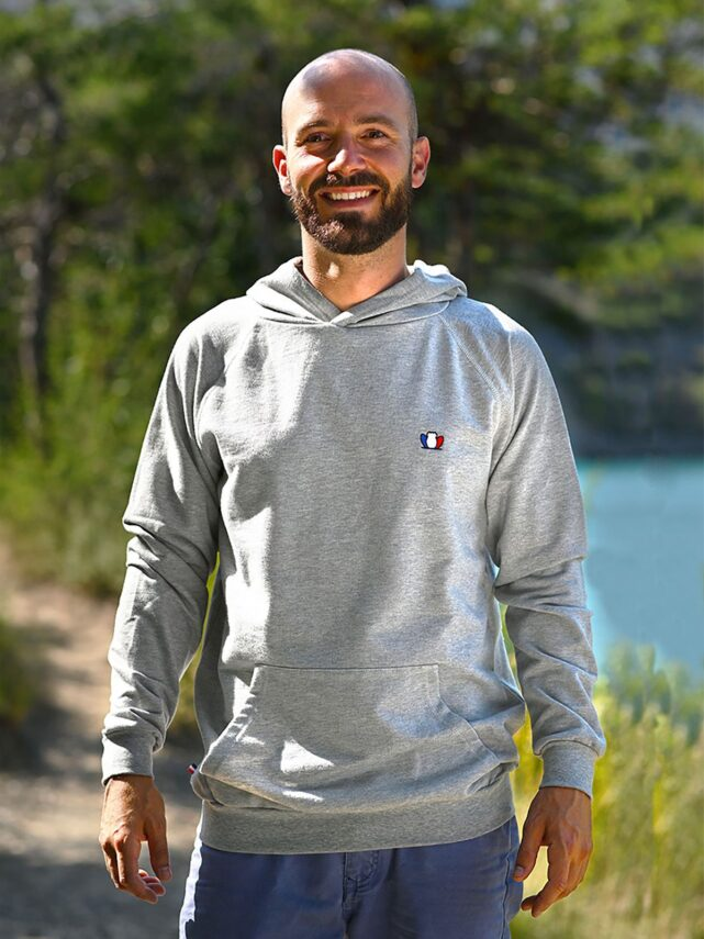 sweat-a-capuche-homme-made-in-france-gris-chine