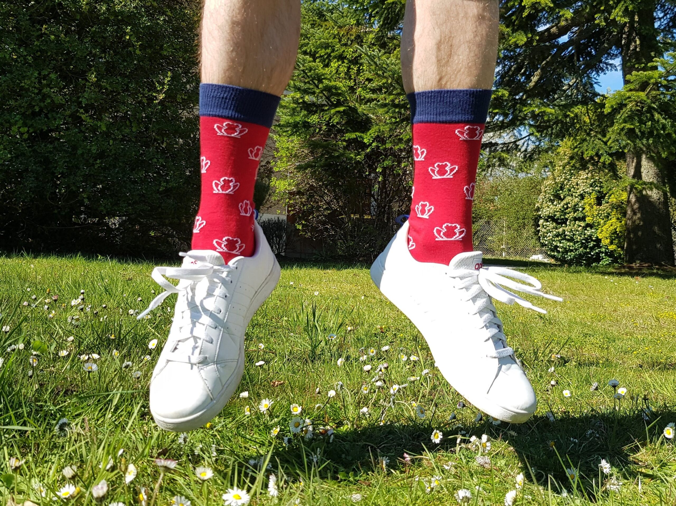 chaussettes-made-in-france-rouge