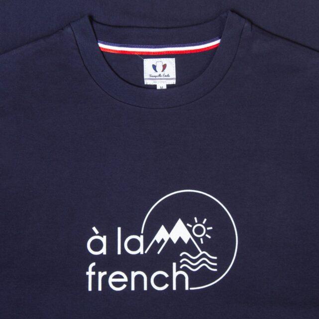 tshirt-homme-bleu-manche-alafrench