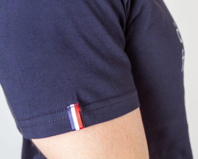 tshirt-homme-bleu-manche
