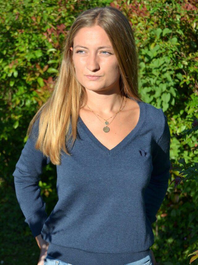 pull-coton-bio-femme-le-delicat-bleu