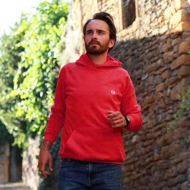 sweat-a-capuche-homme-made-in-france-le-confortable-rouge-2