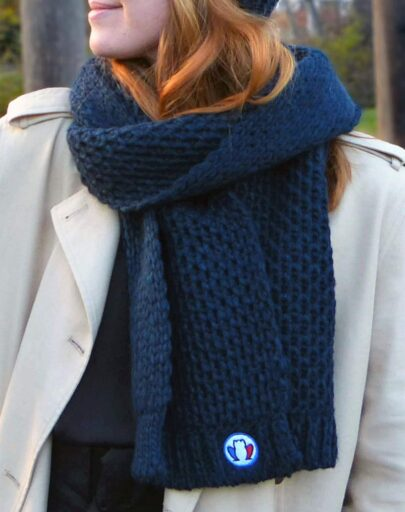 echarpe-made-in-france-la-chaleureuse-bleu-marine