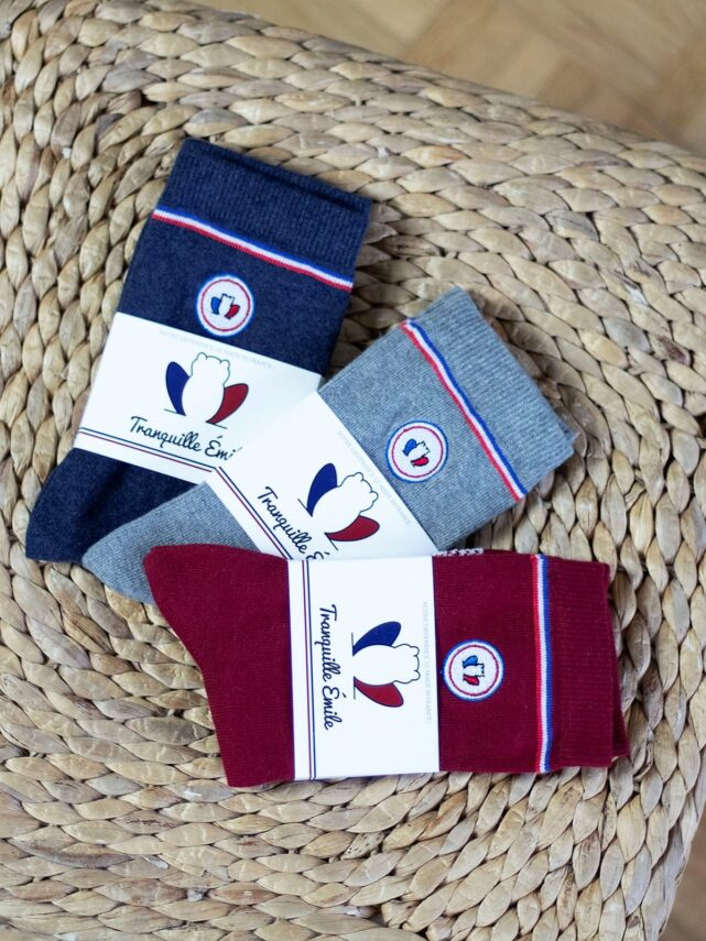 chaussettes-made-in-france-tranquille-emile-les-unies-pack-de-3-2