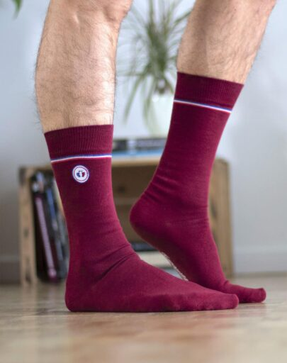chaussettes-made-in-france-tranquille-emile-les-unies-rouge-bordeaux