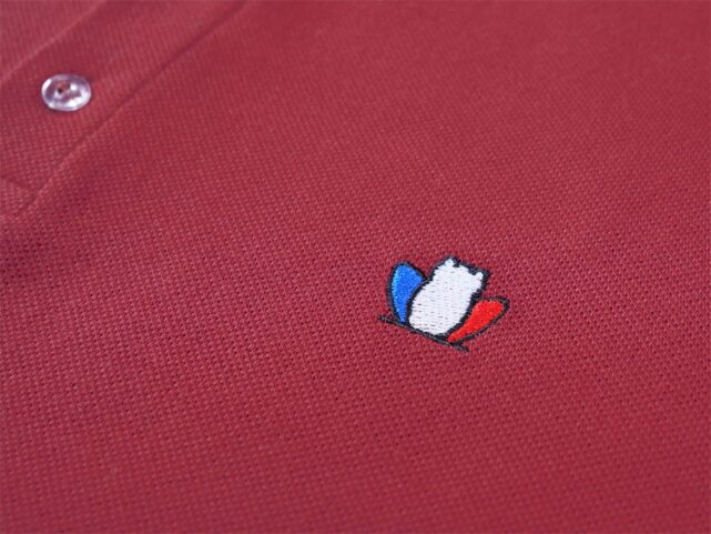 polo-made-in-france-lelegant-rouge-bordeaux-broderie