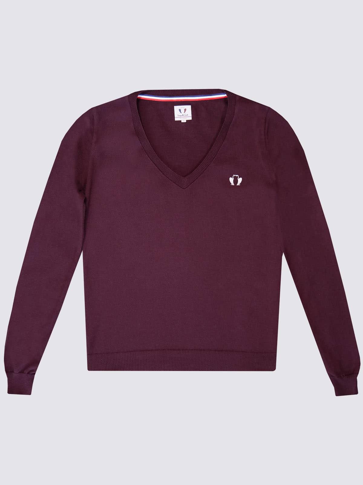 pull-made-in-france-coton-bio-le-delicat-femme-rouge-bordeaux